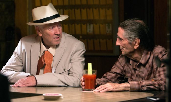 Lucky - Harry Dean Stanton & David Lynch