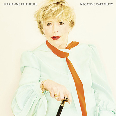 Marianne Faithfull - Negative Capability - Cover