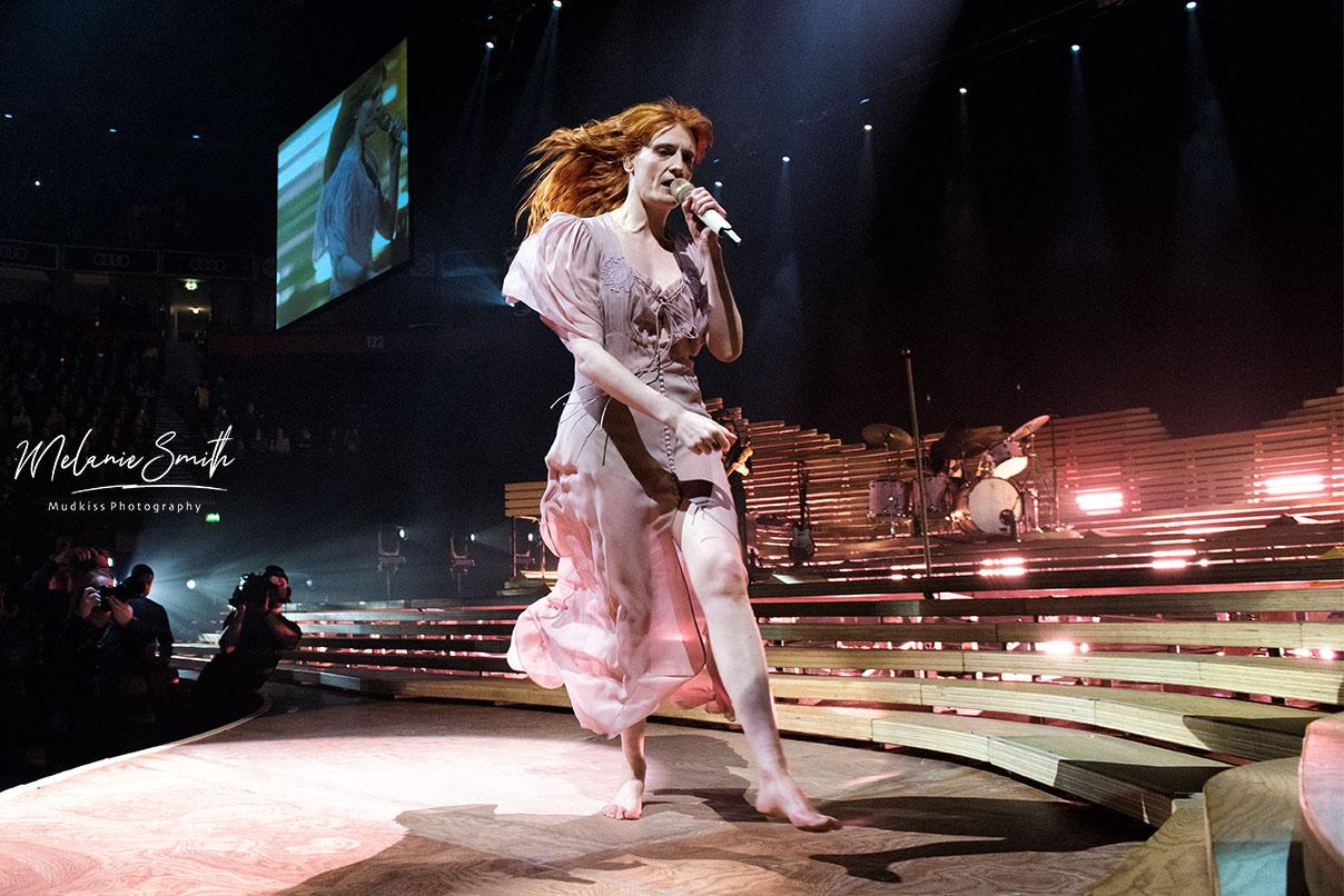 Florence + the Machine © Melanie Smith