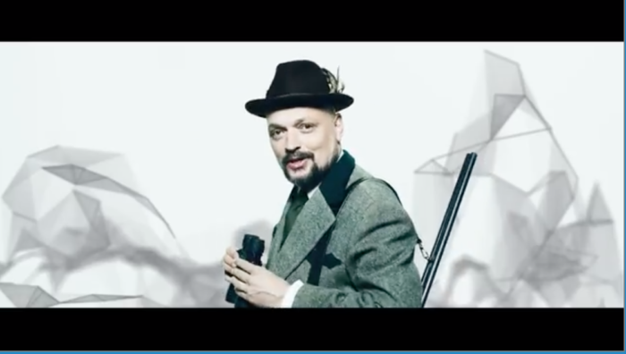 Laibach: The Lonely Goatherd - new single
