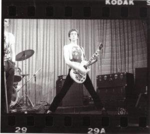 Sex Pistols - The Nashville April 1976 - PT Madden©