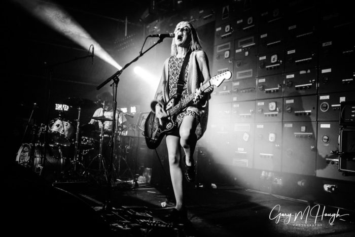The Lovely Eggs @ Gorilla, Manchester 10 Oct 2018 Gary M Hough Photography