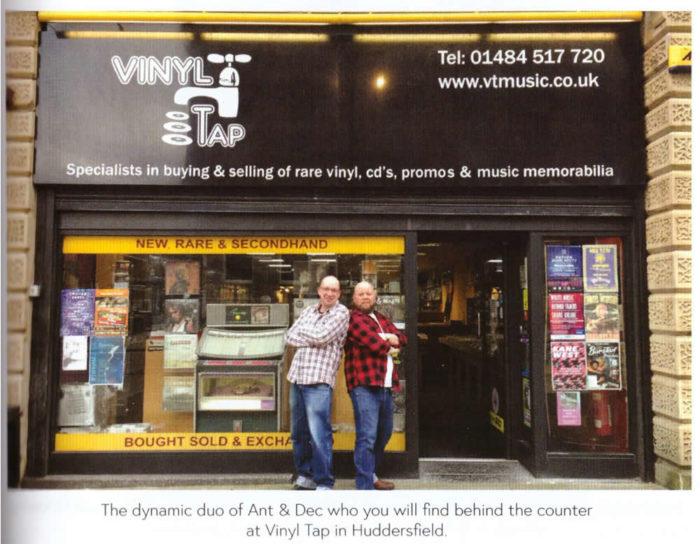 Vinyl Tap Huddersfield