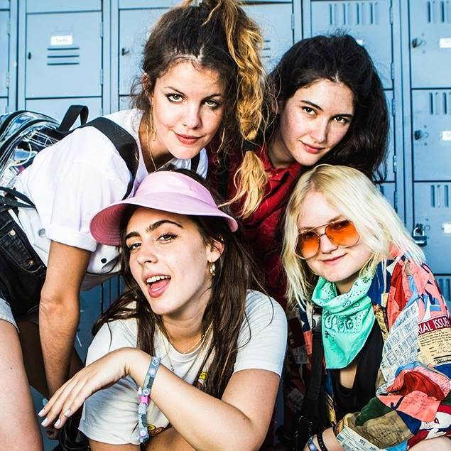 Hinds: Riverside, Newcastle – live review