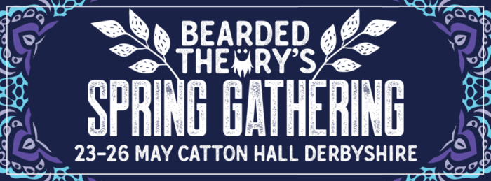 Bearded Theory Banner 2019
