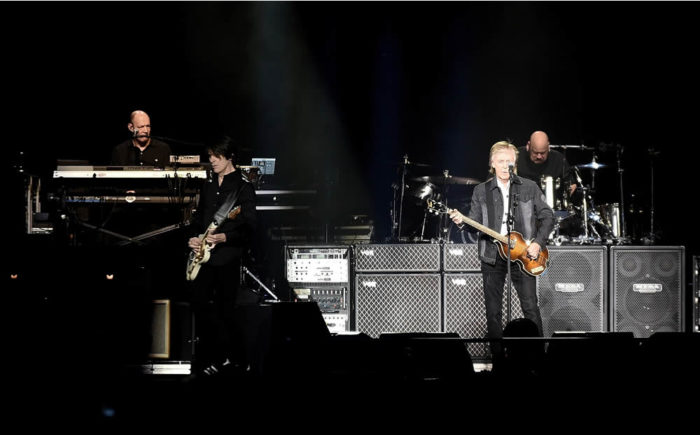 Paul McCartney - Band - Liverpool Echo Arena