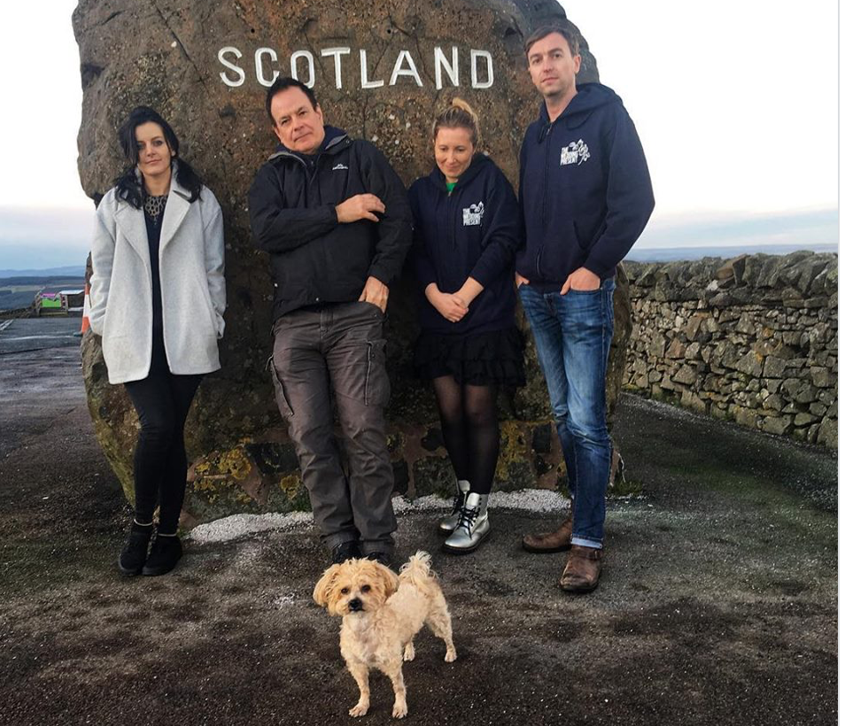 The Wedding Present : Galashiels : Live Review 'On a Hymn and a Prayer and still exciting'