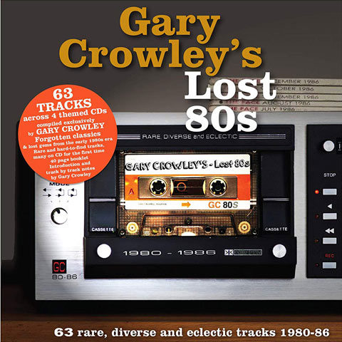 Gary Crowley Lost '80s compilation