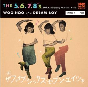 5.6.7.8's Woo-Hoo