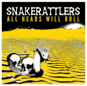 Snakerattlers Heads