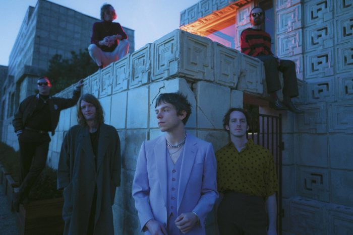 Cage the Elephant - Neil Krug - low res