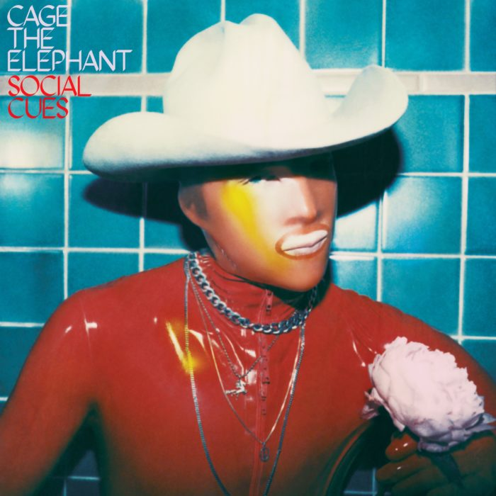Cage the Elephant Social Cues Artwork