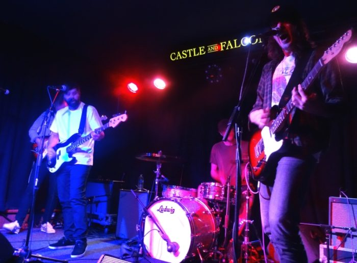 Cloud Nothings Live at Birmingham Castle and Falcon