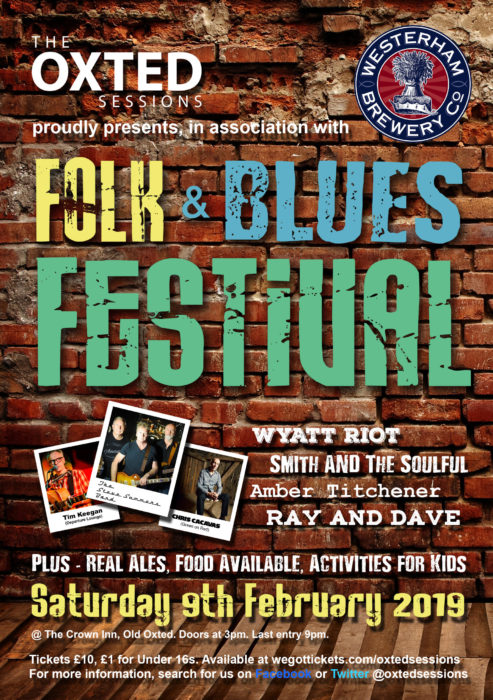 Folk & Blues Festival Oxted