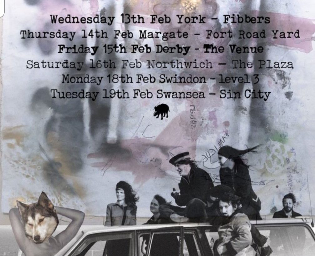 News! Peter Doherty and The Puta Madres: Live Dates