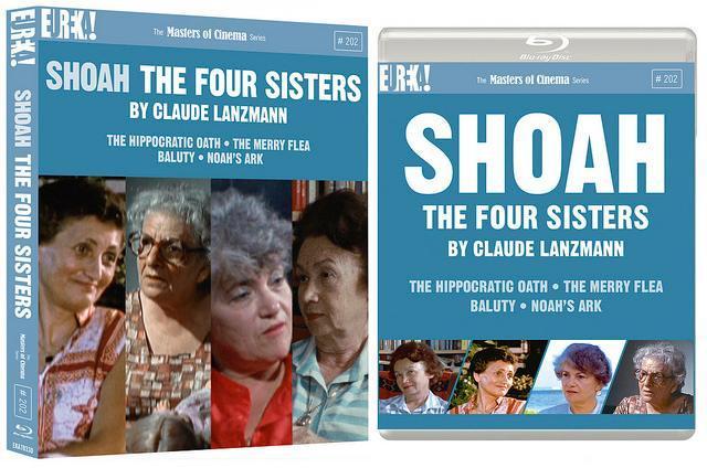 Claude Lanzmann's Four Sisters