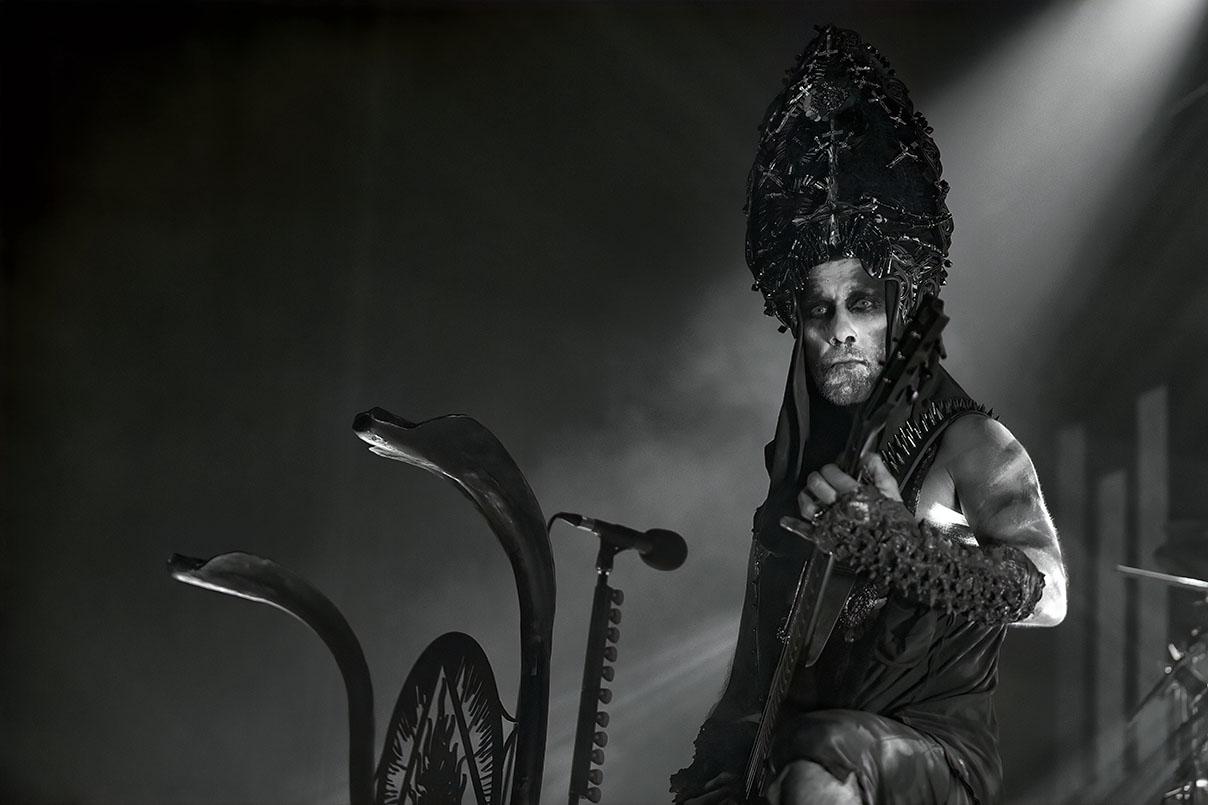 Behemoth - Andrew Twambley