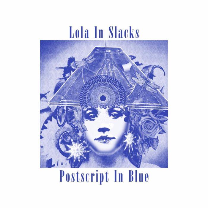 Postscript in Blue
