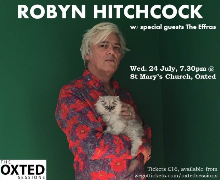 Robyn Hitchcock Oxted