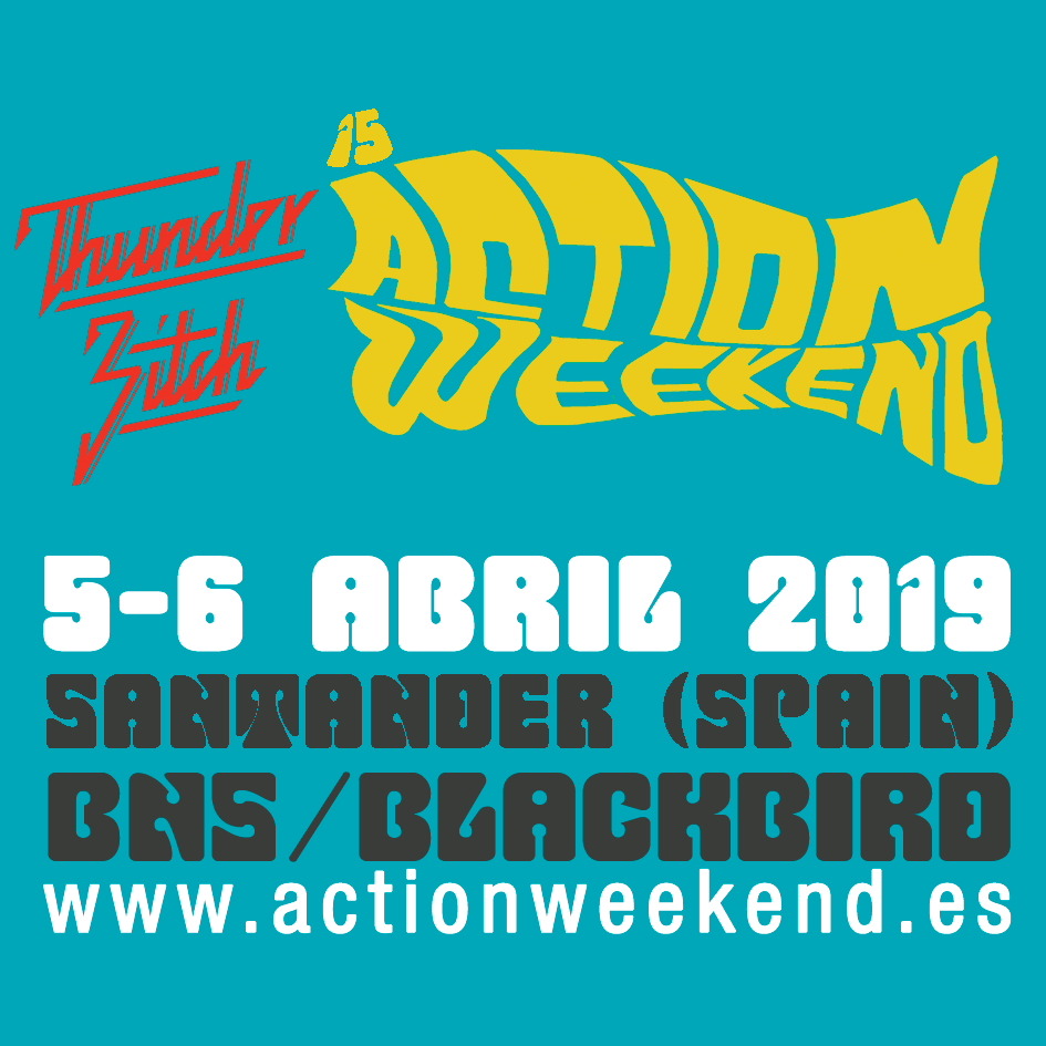 Thunder Bitch Action Weekend