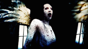 The Angel With Scabbed Wings: Marilyn Manson's Antichrist