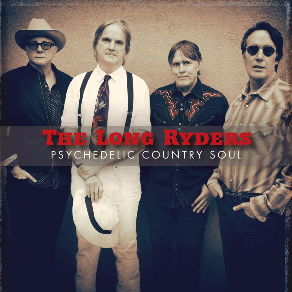 Long Ryders Psychedelic Country Soul