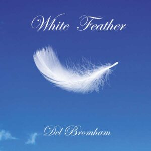 DEL-BROMHAM white feather