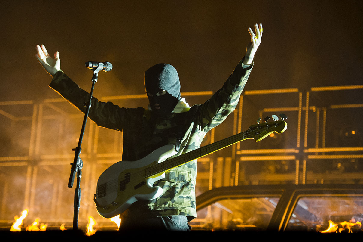 Twenty One Pilots © Melanie Smith