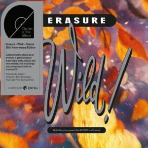 Erasure - Wild DeLuxe