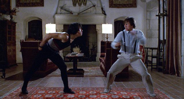 Jackie Chan v Benny Urquidez