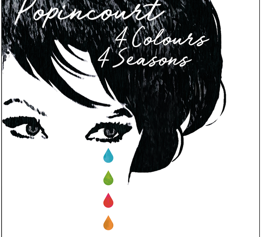 Popincourt : 4 Colours, 4 Seasons EP – news