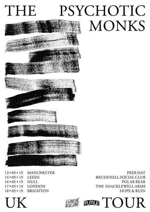 Psychotic Monks UK Tour