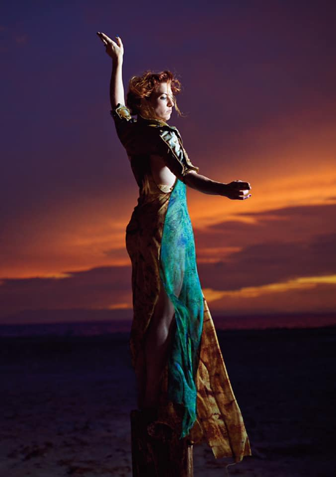Amanda Palmer by Allan Amato
