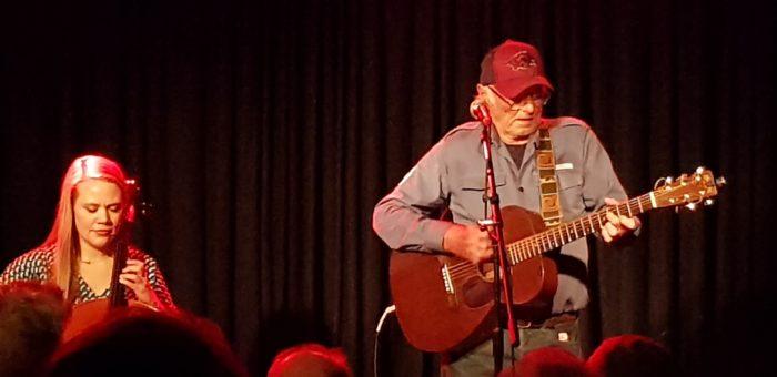 Michael Chapman Live Lexington London