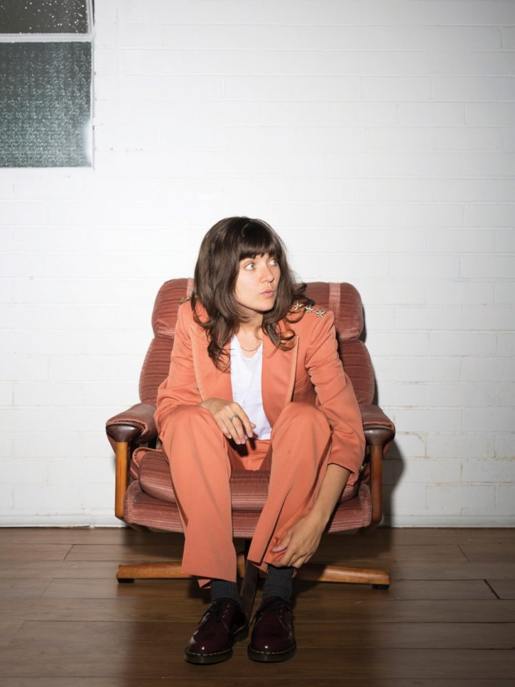 Courtney Barnett Everybody Here Hates You