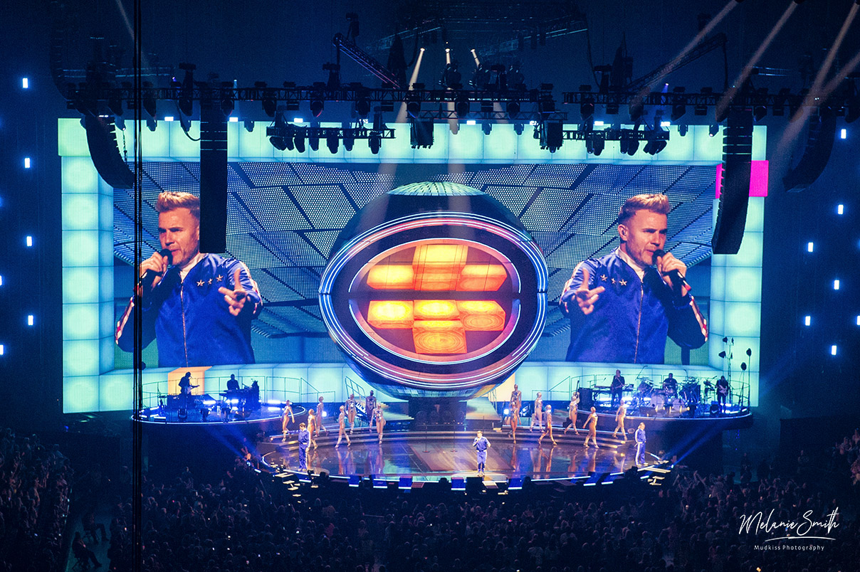 Take That: Manchester Arena - live review