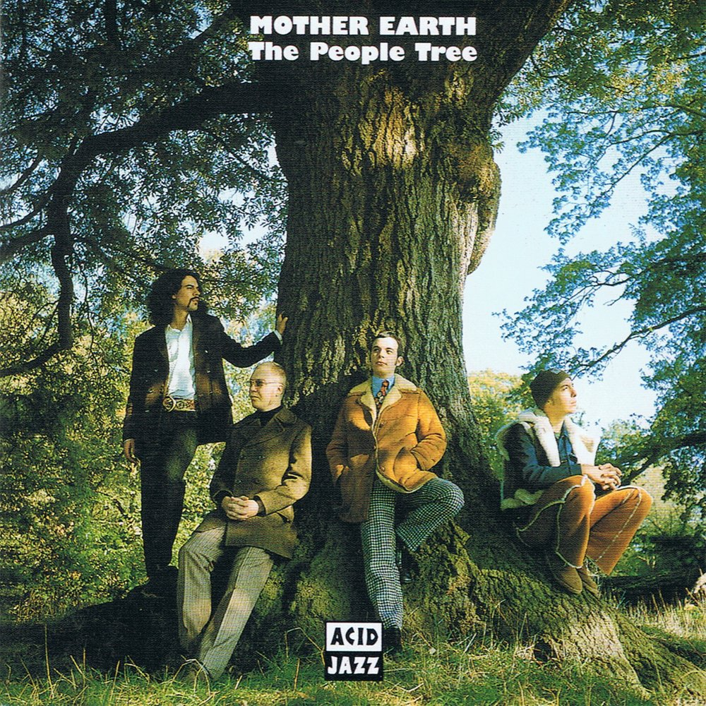 Mother Earth: The People Tree - vinyl reissue review