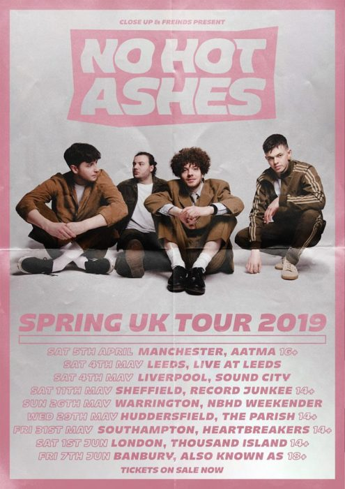 No Hot Ashes Tour