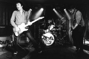 Touts Voodoo Belfast Live