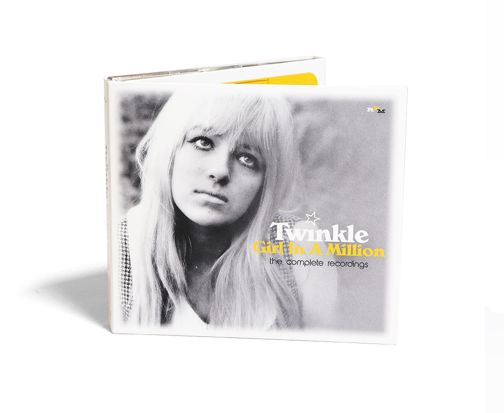 Twinkle – Girl In A Million – Album Review