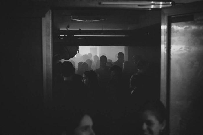 Underground Stage