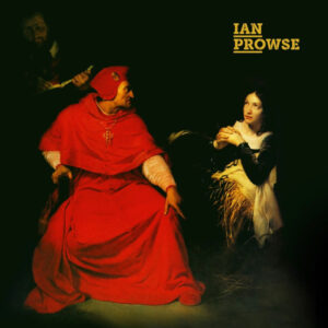 Ian Prowse Here I Lie Album Cover