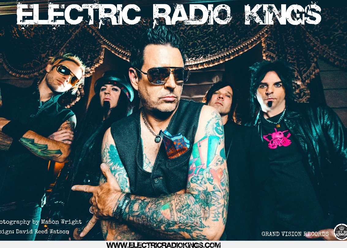 Stacey Blades: Electric Radio Kings – interview
