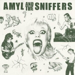 Amyl And The Sniffers S/T
