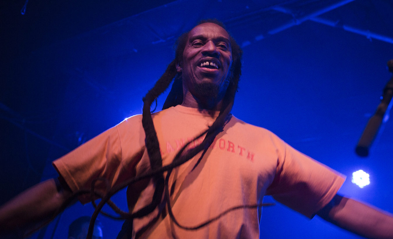 Benjamin Zephaniah and The Revolutionary Minds: Trinity, Bristol – live review
