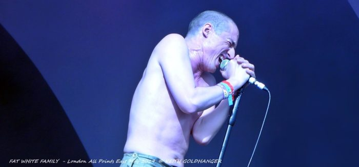 FAT WHITE FAMILY - All Points East by Keith Goldhanger May 2019 Louder Than War