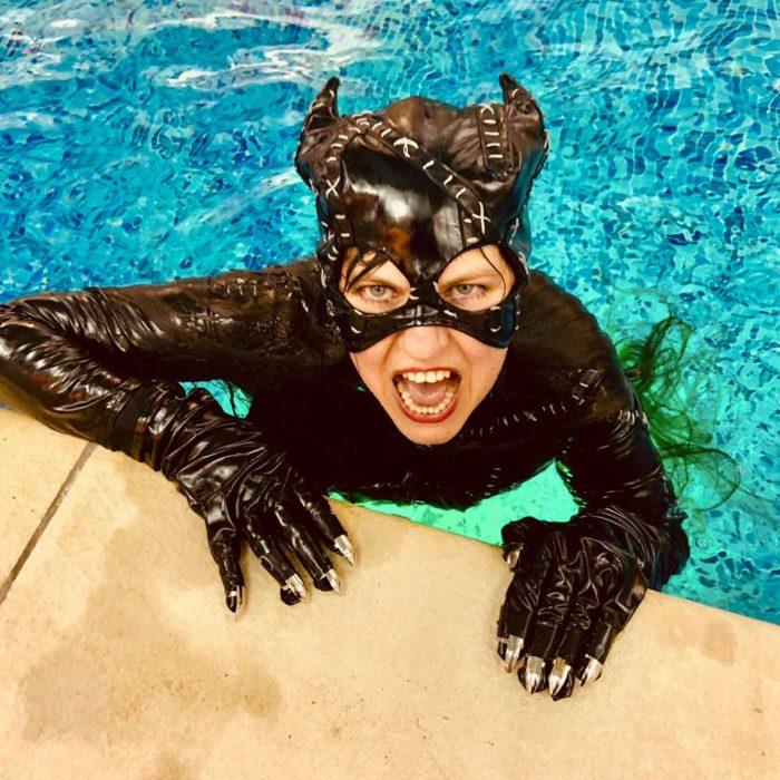 Flux underwater catw