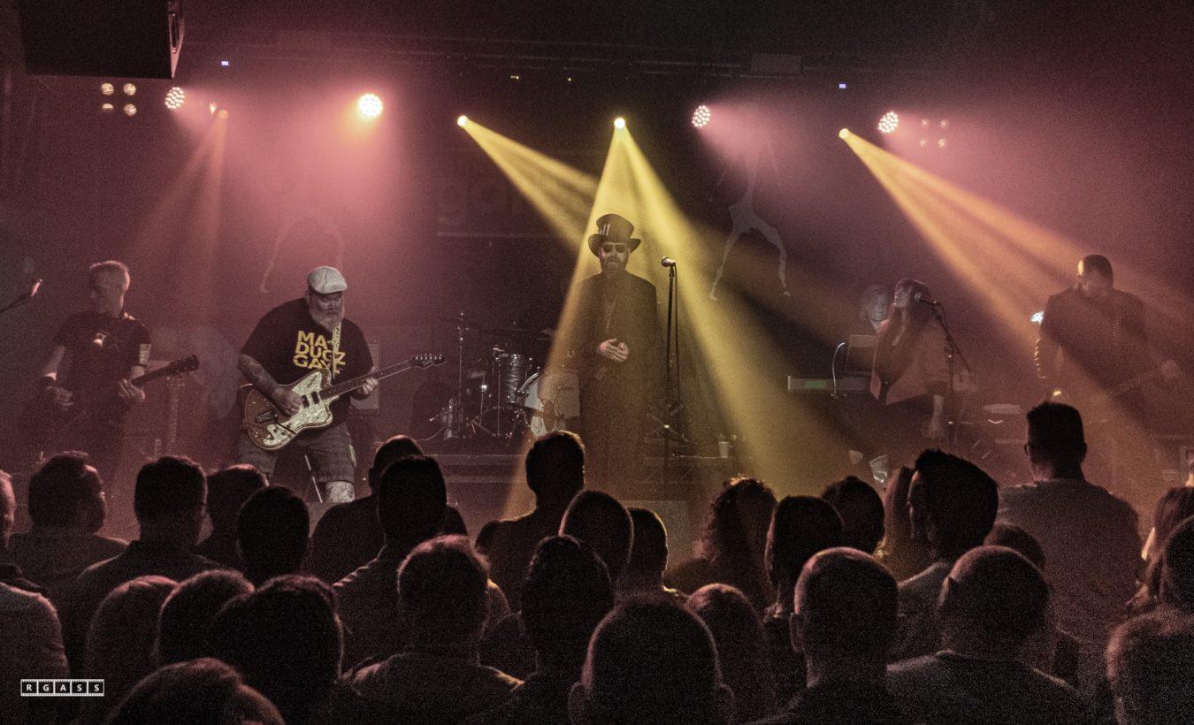 Goodbye Mr MacKenzie: The Garage, Glasgow – live review