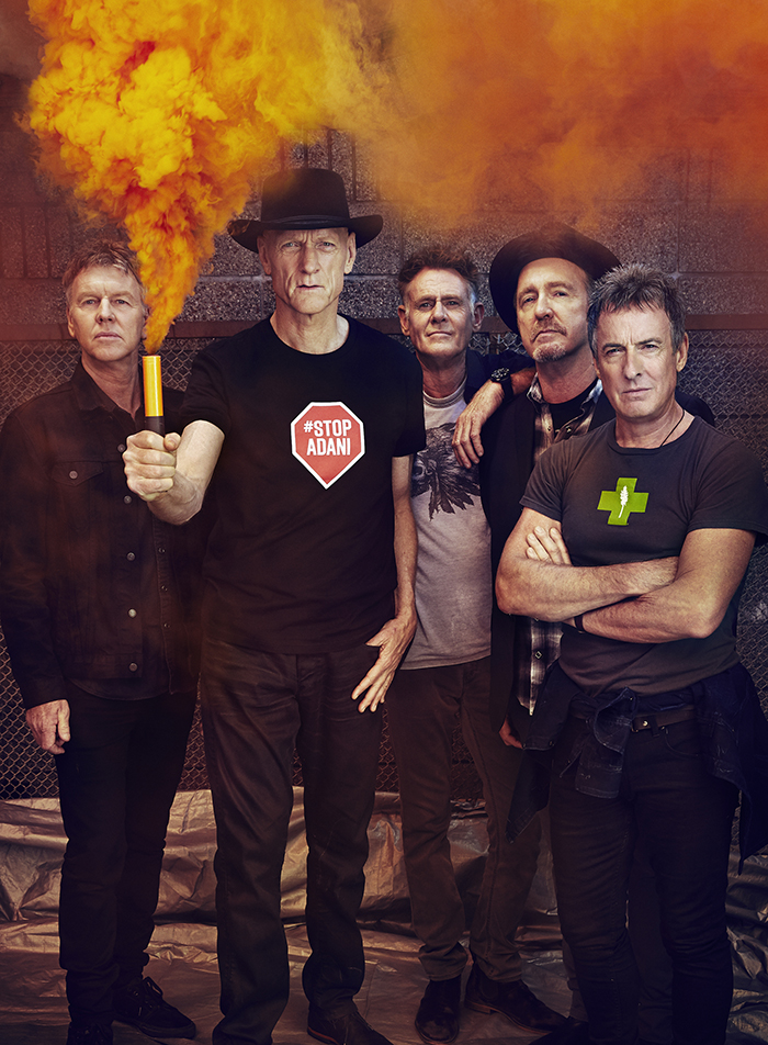 Midnight Oil 2019