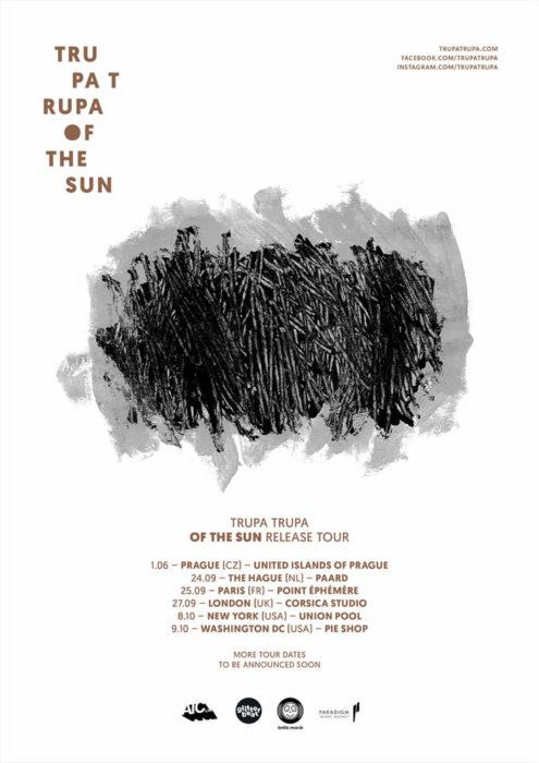 Trupa Trupa - Tour Dates